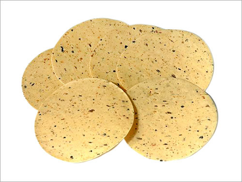 Mini Moong Papad