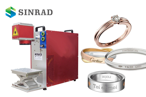 Portable Jewellery Laser Marking Machine