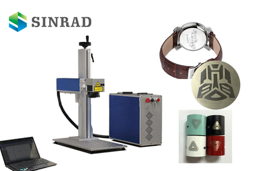 Mini Metal Laser Engraving Machine