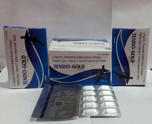 COLLAGEN PEPTIDE TABLETS FOR TENDON CARE