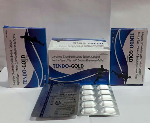 Tendo Gold Tablets