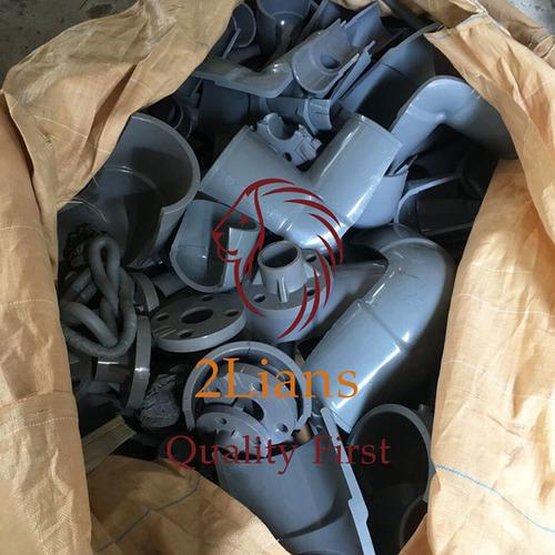 Grey PVC Fitting