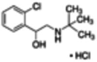 Tulobuterol hydrochloride
