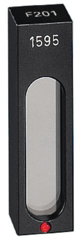 Hellma calibration standard, neutral density glass filter