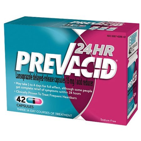 Generic Prevacid
