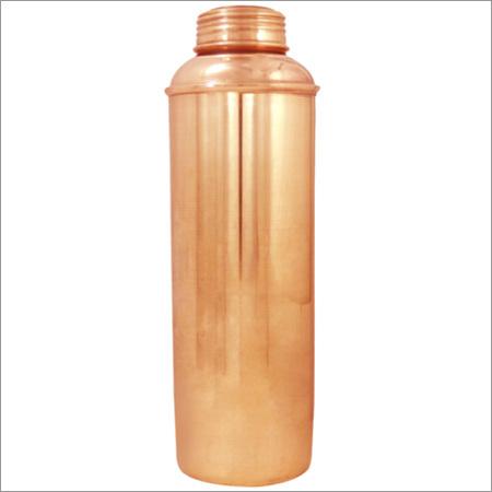 Copper Bisleri Bottle Small Cap
