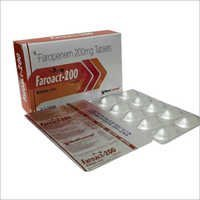 Faropenem 200 Mg Tablets