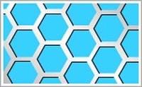 Metal perforate sheets