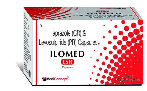 Ilaprazole+Levosulpiride capsule