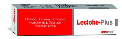 Ofloxacin  + Ornidazole + Terbinafine + Clobetasol OINTMENT
