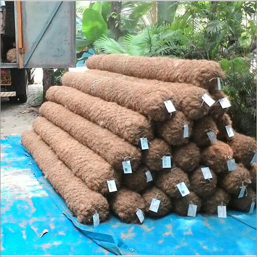 Coconut Coir Log