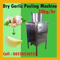 20kg Dry Garlic Peeling Machine