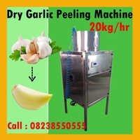 20kg Dry Garlic Peeling Machine