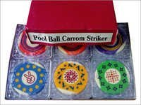 Pool Ball Carrom Striker