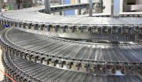 Spiral Conveyor Wire Belt