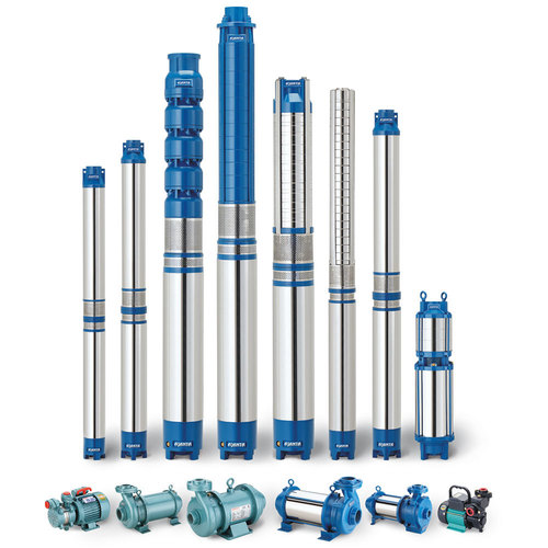 Borewell Submersible Pumps