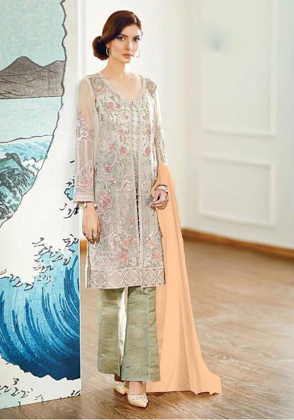 Stylish party wear suits indian salwar kameez