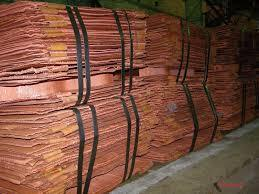 Copper Cathode 99.99