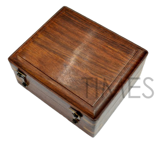 Nautical Wooden Box