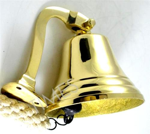 Nautical Wall Ship Bell