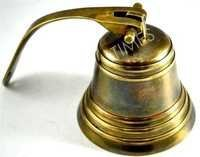 Antique Brass Ship Bell