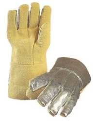 Aluminized Kelvar Gloves