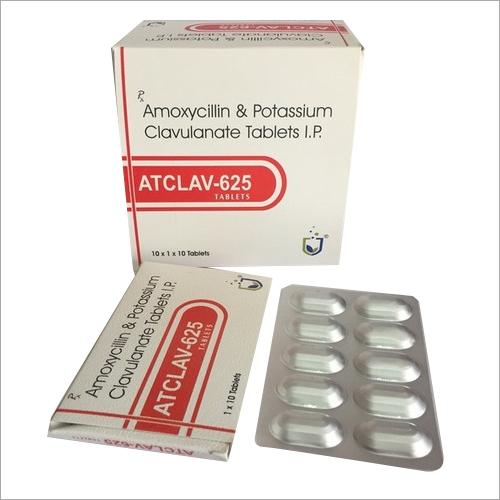 Potassium Clavulanate Tablet