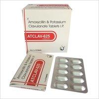 Amoxycillin Trihydrate Potassium Clavulanate Tablet