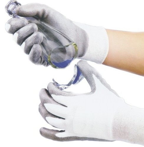 Knitted Gloves (PU Coated)