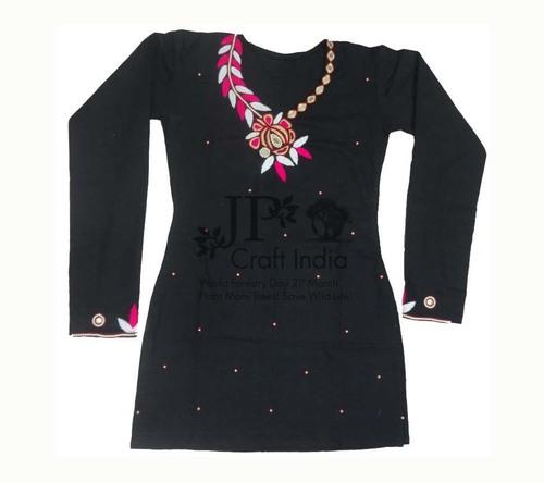 Handmade Embroidery Tunic