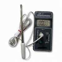 Anemometer With Digital Display
