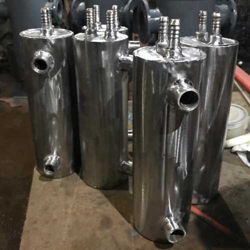 Shell and Coil Heat Exchanger