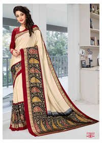 Fancy Uniform Saree