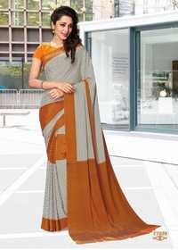 Exclusive Uniform Sarees