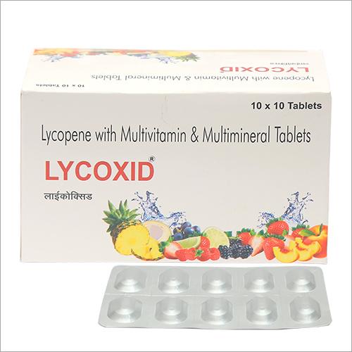 Lycoxid Tablet