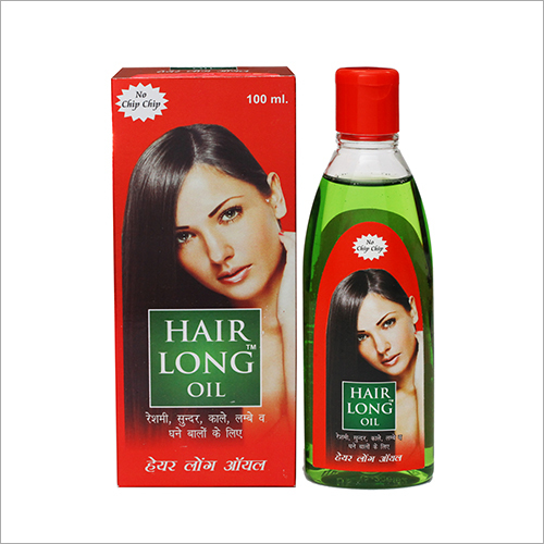 Hair Long Oil