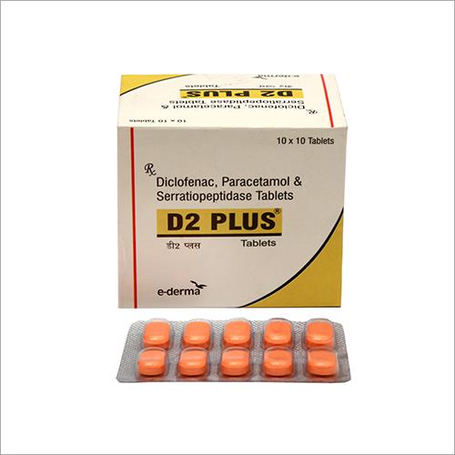 D2 Plus Tablet