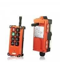 Radio Remote Control for Cranes