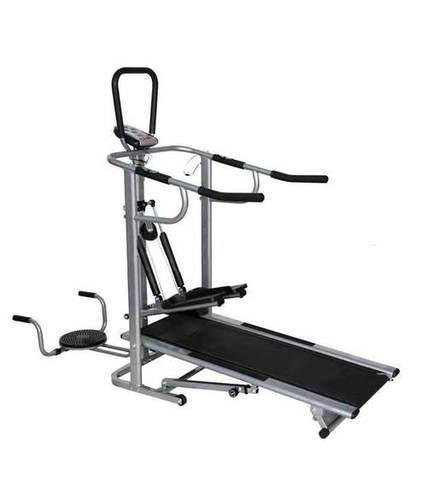 4 in 1 Multifunctional Manual Treadmill