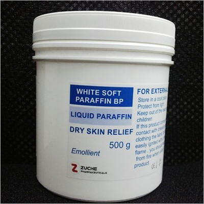 White Soft Paraffin