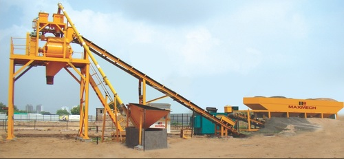 Concrete Batching Mixing Plant Of Higher Capacity