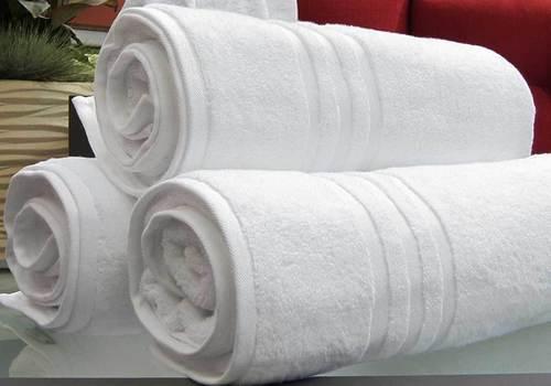 White Spa towel