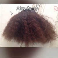 Afro Curly Hair