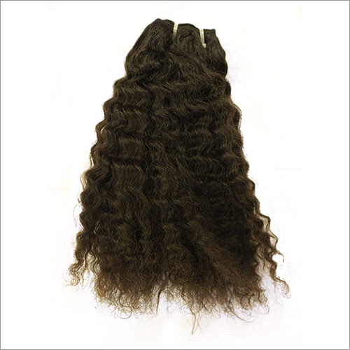 Afro Curly Human Hair