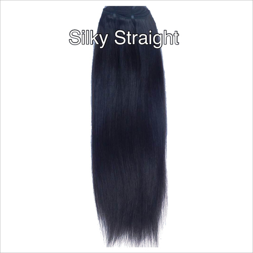 Silky Straight Hair Extension