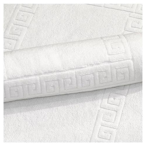 Pure white Bath Mat