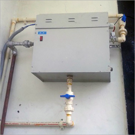 Economical Steam Bath generator in Single Phase and Three Phase