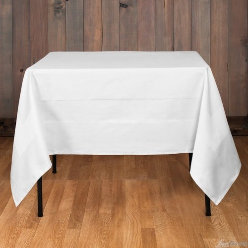 Banquet table cloth
