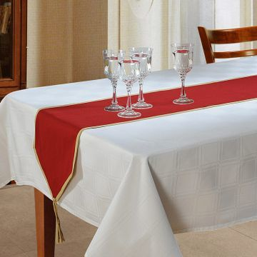 Cotton table Runner