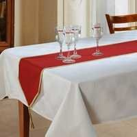 Restaurant table runner